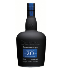 Dictador 20 Year Old Rum - 70cl 40%