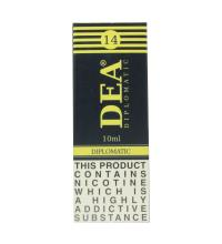DEA Diplomatic Vape E- Liquid 10ml 14mg