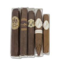 Dominican Best Sellers of 2017 Sampler - 5 Cigars