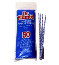 Dr Plumb Bristle Tapered Pipe Cleaners - Pack of 50 (50)