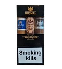 Dunhill Celebration Sampler � 3 Robusto Cigars