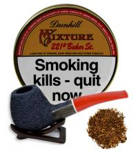 Dunhill My Mixture 221B Baker Street Pipe Tobacco 50g (Tin) (End of Line)