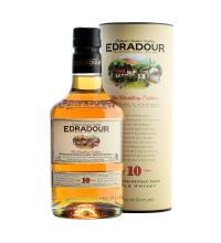 Edradour 10 Year Old Single Malt Scotch Whisky - 70cl 40%