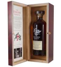 English Whisky Founders Private Cellar Bourbon & Virgin Oak Finish - 70cl 59.7%