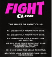 Fight Club Nicotine Shots