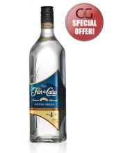 Flor de Cana 4 Year Old Rum - 70cl 40%