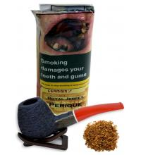 Germains Royal Jersey Perique Pipe Tobacco 50g (Pouch)