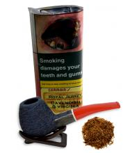Germains Royal Jersey Cavendish & Virginia Pipe Tobacco 50g (Pouch)