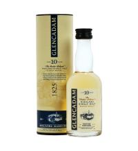 Glencadam 10 Year Old Miniature - 5cl 46%