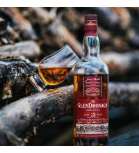 Glendronach 12 Year Old Original Single Malt Scotch Whisky - 70cl 43%