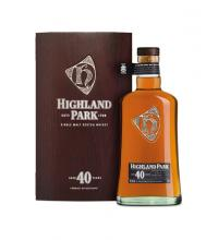 Highland Park 40 Year Old Single Malt Scotch Whisky - 70cl 48.3%