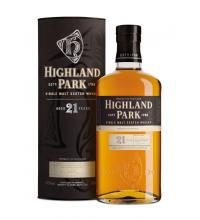 Highland Park 21 Year Old Whisky - 70cl 47.5%