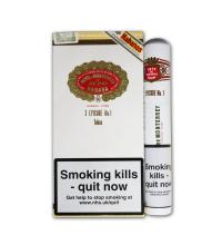 Hoyo de Monterrey Epicure No. 1 - Tubed Cigar - Pack of 3