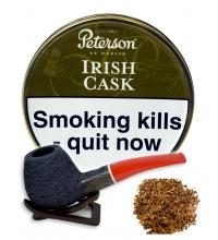 Peterson Irish Cask Pipe Tobacco (Irish Oak) 50g Tin