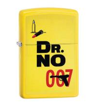 Zippo - Lemon James Bond 007 Dr NO - Windproof Lighter