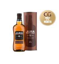 JANUARY SALE - Jura 12 Year Old  - 70cl 40% (Isle of Jura)