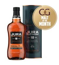 Isle of Jura 18 Year Old 2018 Bottling Single Malt Scotch Whisky - 70cl 46%