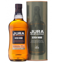 Jura Seven Wood - 70cl 42% (Isle of Jura)