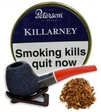 Peterson Killarney Pipe Tobacco 050g (Tin)
