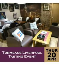 Turmeaus Liverpool Whisky & Cigar Tasting Event - 20/04/17