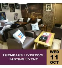 Turmeaus Liverpool Whisky & Cigar Tasting Event - 11/10/17
