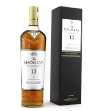 Macallan 12 Year Old Sherry Oak - 70cl 40%