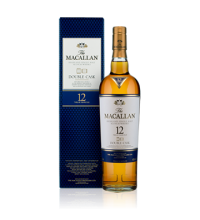 Macallan 12 Year Old Double Cask Single Malt Scotch Whisky - 70cl 40%