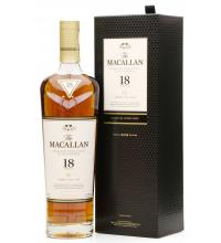 Macallan 18 Year Old Sherry Oak - 70cl 43%