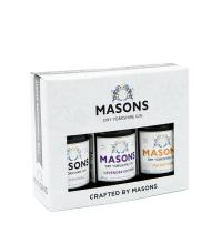 Masons Dry Yorkshire Gin 3x5cl Triple Pack