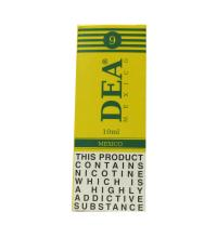 DEA Mexico Vape E- Liquid 10ml 09mg