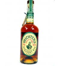 Michters US*1 Single Barrel Straight Rye Whiskey - 75cl 42.4%