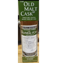 Old Malt Cask Miltonduff 16 Year Old Whisky - 20cl 50%