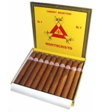 Montecristo No. 4 Cigar - Box of 10