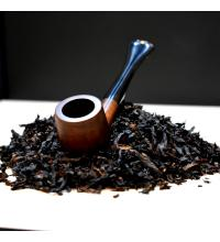 LiamÂ's Pipe Tobacco Sampler with Brown Easy Grip Pipe