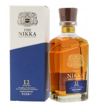 Nikka 12 Year Old Japanese Whisky - 70cl 43%