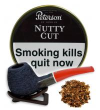 Peterson Nutty Cut Pipe Tobacco 050g (Tin)