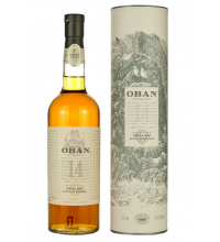 Oban 14 Year Old - 70cl 43%