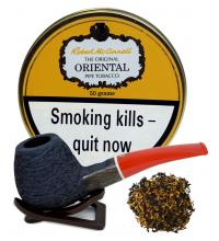 Robert McConnell Oriental Mixture Pipe Tobacco 50g (Tin)