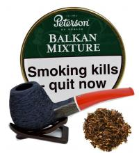 Peterson Balkan Mixture Pipe Tobacco 050g (Tin)