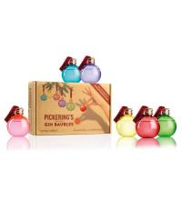 Pickerings Gin Baubles - 6x5cl Set
