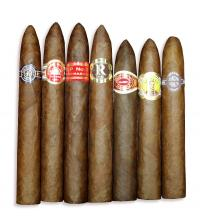 Piramides Selection Sampler - 7 Cigars