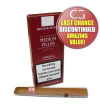 Private Stock Panatella Cigar - Pack of 4 (End of Line)