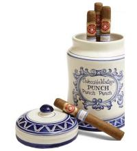 Punch Punch Coleccion Vintage Jar of 19 Cigars