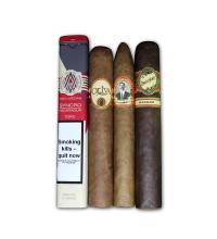 Push it to the Limit Sampler - 4 Cigars