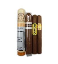 Quick and Light Smokes Sampler - 4 Cigars