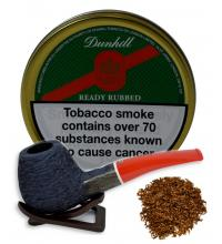 Dunhill Ready Rubbed Pipe Tobacco 50g (Tin) (End of Line)