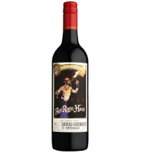 Vinaceous Red Right Hand Wine - 75cl 14.5%