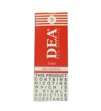 DEA Red Passion Vape E- Liquid 10ml 04mg