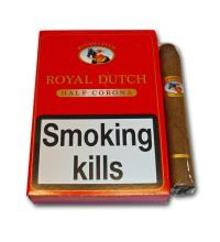 Ritmeester Royal Dutch - Half Corona – Pack of 5 cigars