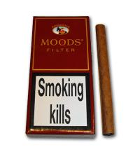 Ritmeester Moods Filter Red – Pack of 5 cigars